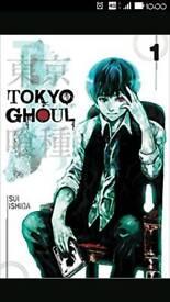 I sell manga tokyo ghoul