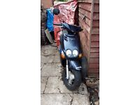 Yamaha Neos / Neo's Scooter Moped for spares or repair