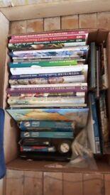Watercolour books, brand new, whole box full