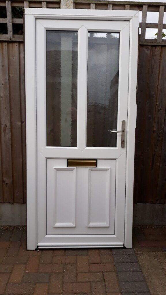 promo code 01cc5 95850 UPVC External Door Second Hand | in York, North Yorkshire | Gumtree