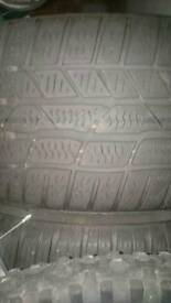 17 Inch Tyres For Sale / 2 Tyres £ 50.00 ono