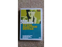Eric Johnson: Total Electric Guitar Tuition DVD