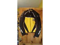 Arlen Ness Road Trip Leather Motorcycle Jacket