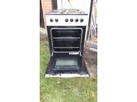 Free standing cooker