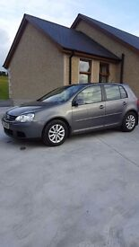 2008 VOLKSWAGEN GOLF 1.9 TDI - IMMACULATE CONDITION