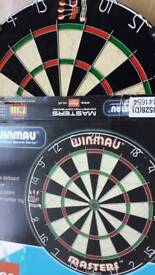Masters competition Dartboard