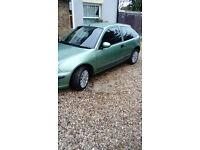 Rover 25 Impression