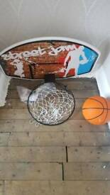 Basketball Ring & Ball