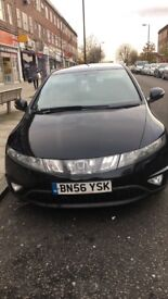Honda Civic 1.8 petrol vtec Mint condition with service history