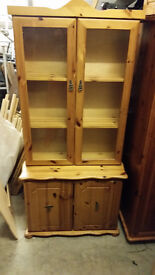 solid pine book case..newry...free delivery in newry. if advert still here,still for sale.