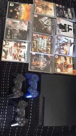 PS3 11xgames 3x controls