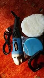 Professional machine polisher
