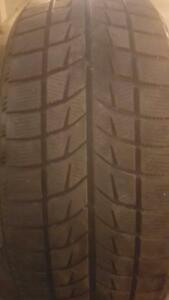 4 PNEU HIVER BRIDGESTONE 245 50 20 - 4 WINTER TIRES