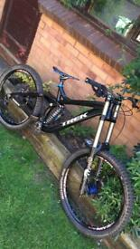 Trek session 8 downhill project bike