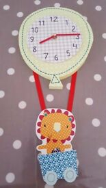 Nursery Wall Clock