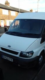 Ford transit van for sale good condition cheap