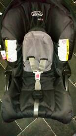 Graco car seats suitable from birth