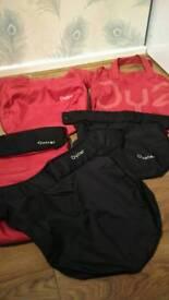 Bundle of Oyster pram, pushchair accessories