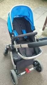 Mother care journey puschair/travel system