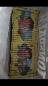 Dora the explorer DVDs 1/32