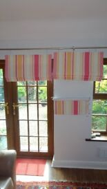 Laura Ashley Roman Blinds New Unused with all Fittings