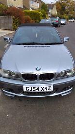 BMW 3 SERIES SPORT CONVERTIBLE