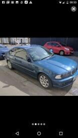 2003 BMW 318 CI 2.0 - QUICK SALE - £1'000 ono