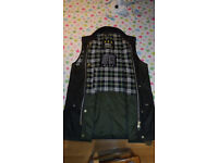 "Barbour Westmoorland Wax Jacket, Size Medium (22"" Pit to pit) Olive, Excellent condition!"