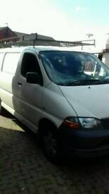 Looking Toyota hiace any year, any condition