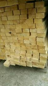 C16 TIMBER WOOD APPROX SIZE 60MM x 40MM x 2400MM LIKE CLS