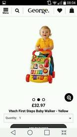 Baby walker. New. Box pack. Unwanted gift