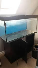 4ft fish tank sump pump an heater