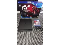Sony PlayStation 4 PS4 Gran Turismo Sport 500GB Slim Console & Game New Sealed