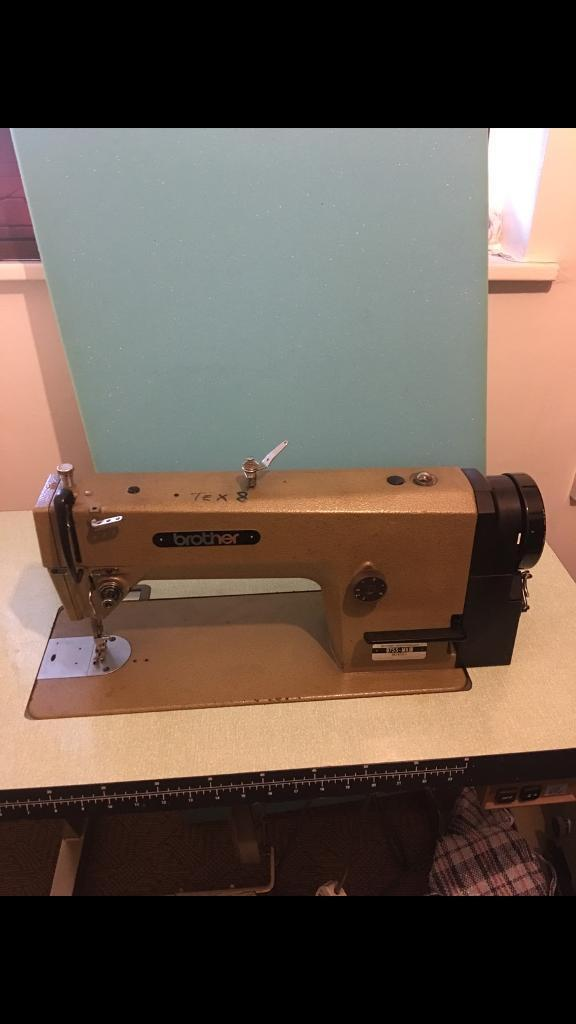 Brother Industrial Sewing Machines In Harrogate North Yorkshire Mesmerizing Gumtree Industrial Sewing Machine For Sale