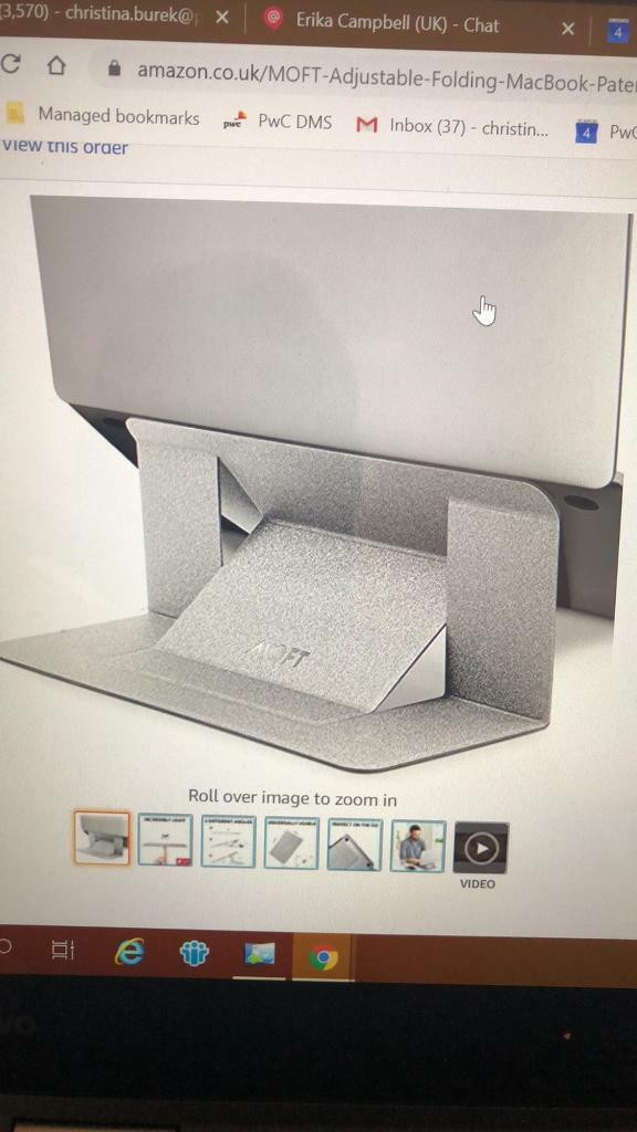 Moft Laptop stand (new)