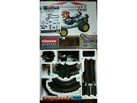Mariokart carrera slot car racing system, like scalextric