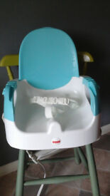Fisher Price Baby feeding booster seat high chair