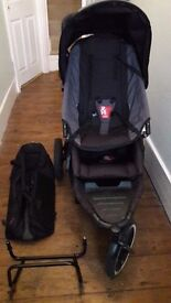 Phil and Ted Double Buggy (Explorer)