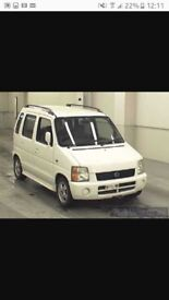 Wanted!! 97-99 Suzuki Wagon R