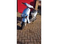 50cc mbk ovetto runs rides 150 need gone