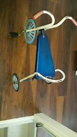 Small vintage trike