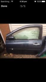 Renault Clio mk3 door