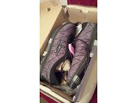 Skechers GO FLEX Walk Ability Sneaker Black/Grey