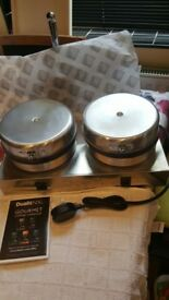 Dualit Double Waffle Iron