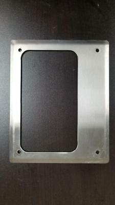 Autofry Stainless Steel Key Board Cover Form Ffg-10 Electric Ventless Fryer
