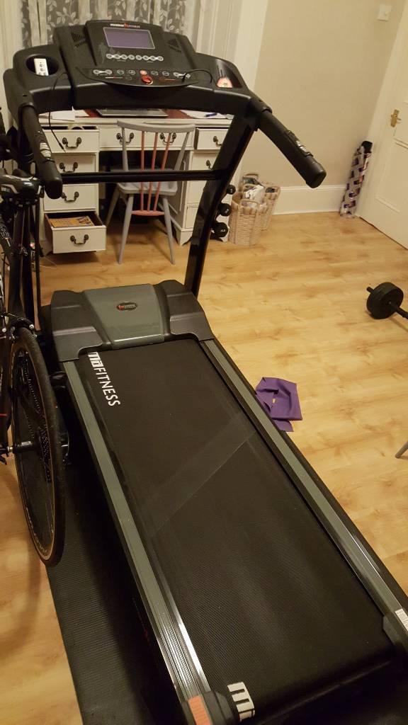 Maxims Mf 2000 speedster xt treadmill