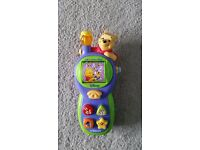 V- tech Winnie the Pooh phone
