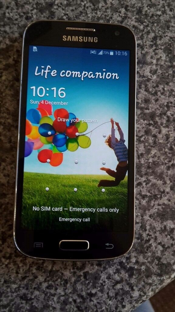 Samsung s4 miniin High Green, South YorkshireGumtree - Samsung s4 mini comes with box and charger Works perfect Odd few marks but other than that its spot on Unlocked to all networks