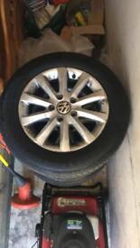 Volkswagen/Golf alloys
