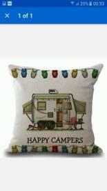 Caravan cushion covers